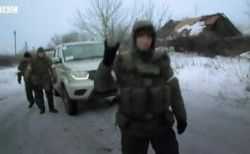 Soldats du groupe Wagner en Syrie où ils ont soutenu le gouvernement. Crédit: East2west News