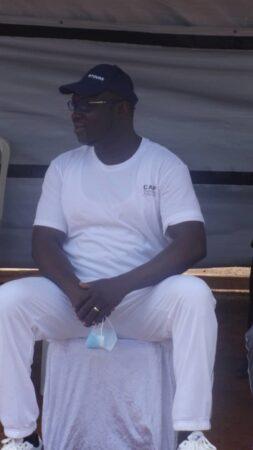 le ministre Aristide REBOAS. Photo CNCreboas