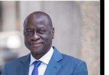 Le vice-président de la Banque mondiale pour l'Afrique de l'ouest et centrale, Ousmane Diagana