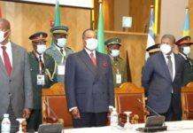 Mini sommet de Luanda, en Angola sur la crise en Centrafrique