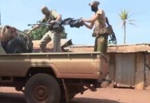 Les mercenaires russes de la société Wagner en Centrafrique